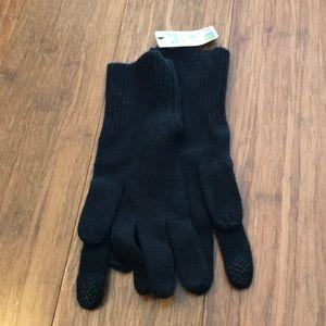 Brand new Halogen cashmere gloves